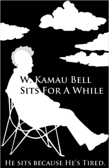 W. Kamau Bell Sits for awhile