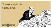 Horny Eyes