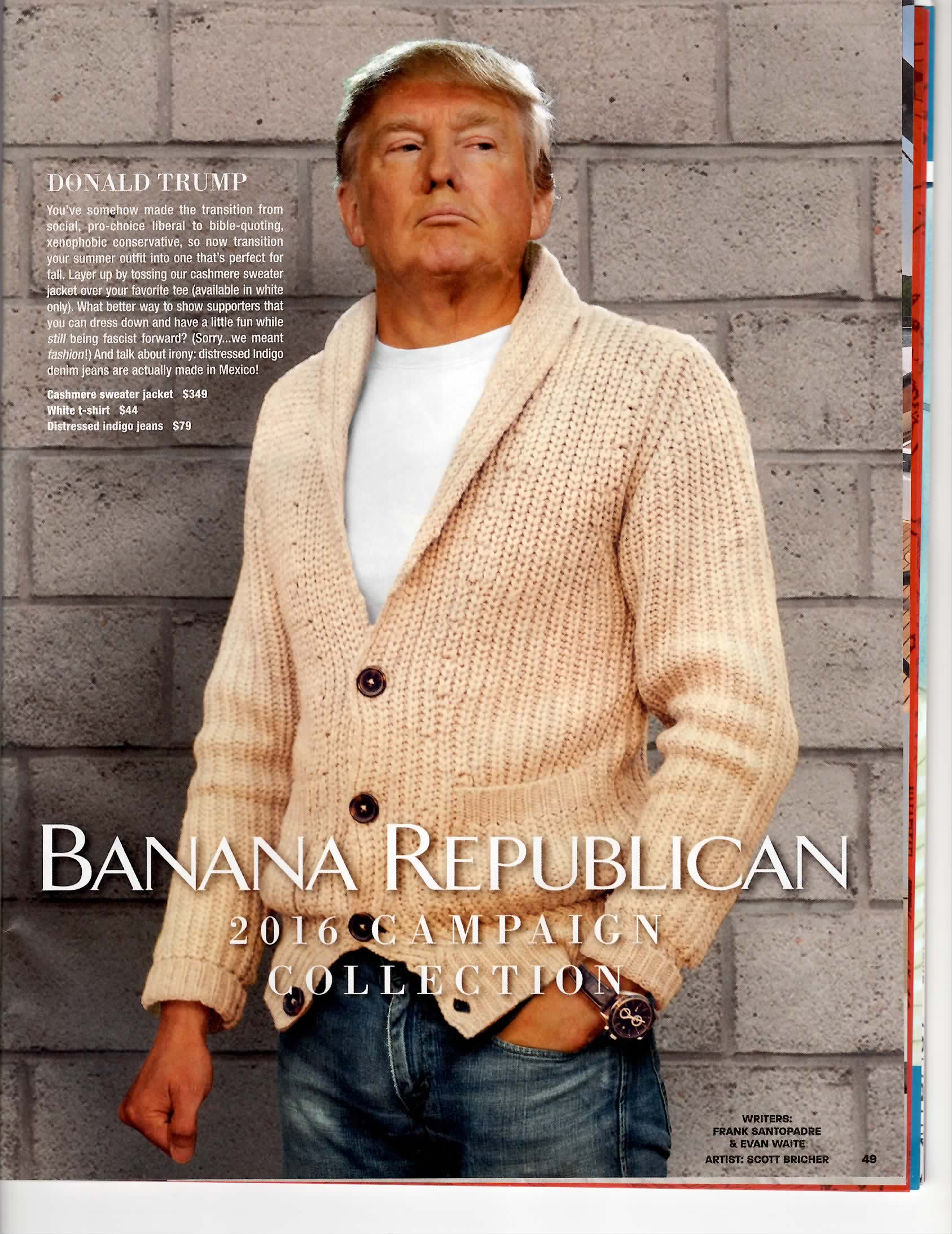 Banana Republican Campaign Edition